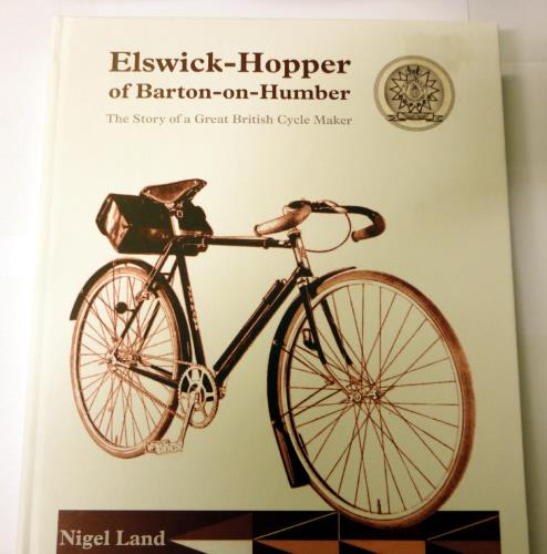 The Story of a Great British Cycle Maker at National Cycle Museum Shop Mid Wales