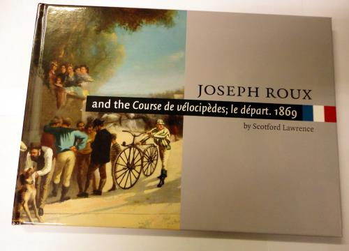 Joseph Roux and the Course de Velocipedes at National Cycle Museum Shop Mid Wales